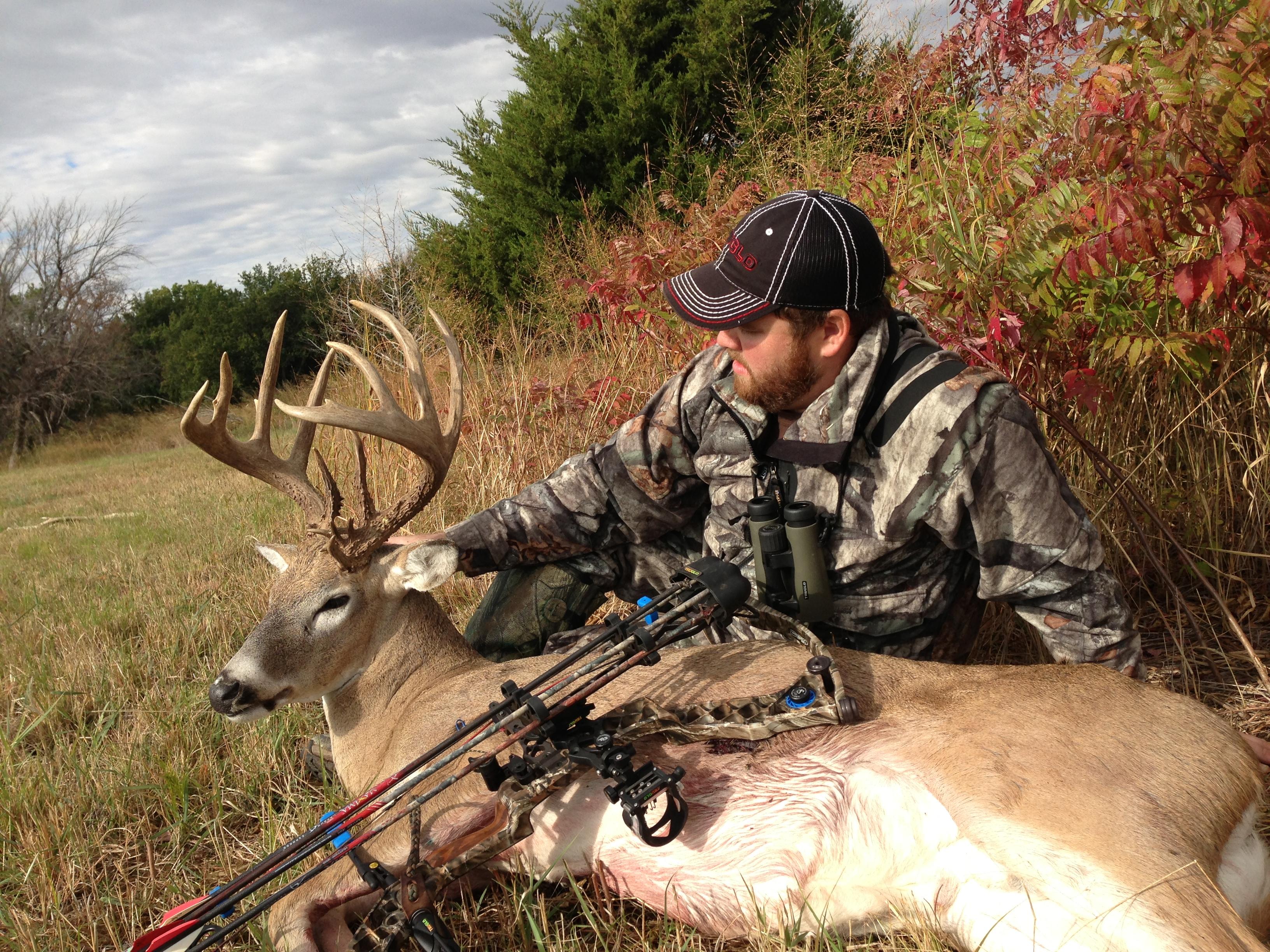 Whitetail Deer Hunting | Oklahoma Hunt Club